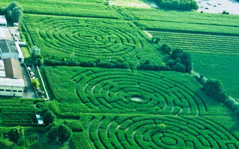labirinti effimeri