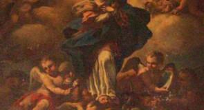 Un'Immacolata nella chiesa di s. Lorenzo Martire a Cerisano