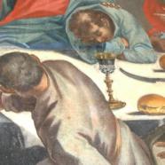 Il Cenacolo della chiesa dei Cappuccini di Cetraro