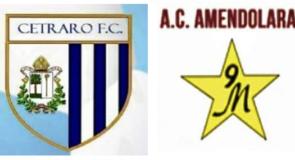 Calcio: Cetraro-Amendolara, sabato 23 settembre