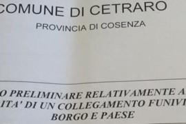 Cetraro, una funivia tra Borgo e Paese?