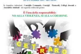 Cetraro, assemblea cittadina in programma per giorno 26 ottobre