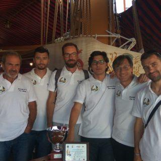 Il Centro Velico Lampetia di Cetraro vince a Messina