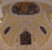 Luigi Di Nicola nella chiesa matrice di Fagnano Castello