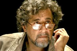 """L'attore Edoardo Siravo a Cetraro per ritirare il premio """"Giangurgolo d'argento"""""""