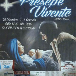 Presepe Vivente di San Filippo 2017-2018