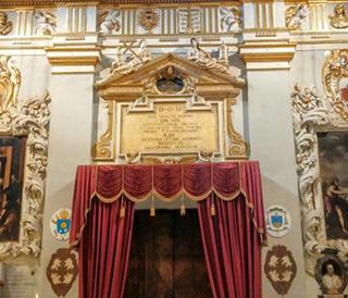 Gregorio Preti a Fabriano
