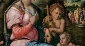 Una copia del Bachiacca nel santuario di Lago (CS)