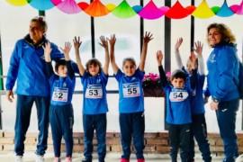 I piccoli della Running School partecipano al Campionato regionale Fidal di corsa campestre