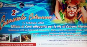 Carnevale Cetrarese: seconda edizione