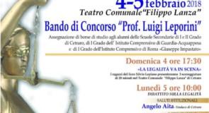 Cetraro, Bocciamo l'Illegalità: 4 e 5 febbraio la seconda parte