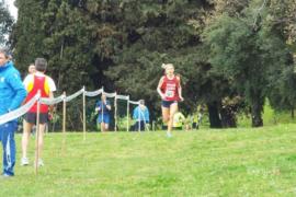 Corsa Campestre: Olivia Chorzepa trionfa nei Campionati Regionali Master