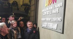 Inaugurato il nuovo presidio di Libera a Cetraro