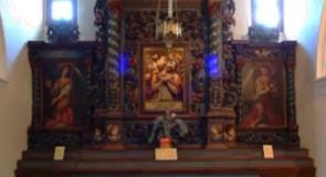 L'altare dell'Ecce Homo ai Cappuccini di Corigliano Calabro