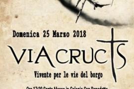 Via Crucis a Cetraro: 25 marzo 2018