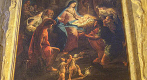 Un'opera di Maniera del Giaquinto nel Museo Diocesano di Tropea