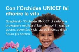 Il 21 e 22 aprile scendi in piazza con l'UNICEF