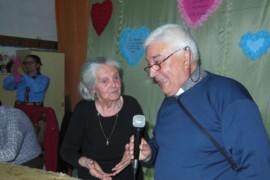 Festa della mamma presso il Circolo culturale anziani di Cetraro marina