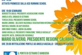 """Cetraro, domenica l'evento """"Diritto alla Felicità, Benessere sostenibile"""""""