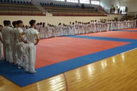A Cetraro il campo estivo nazionale di karate